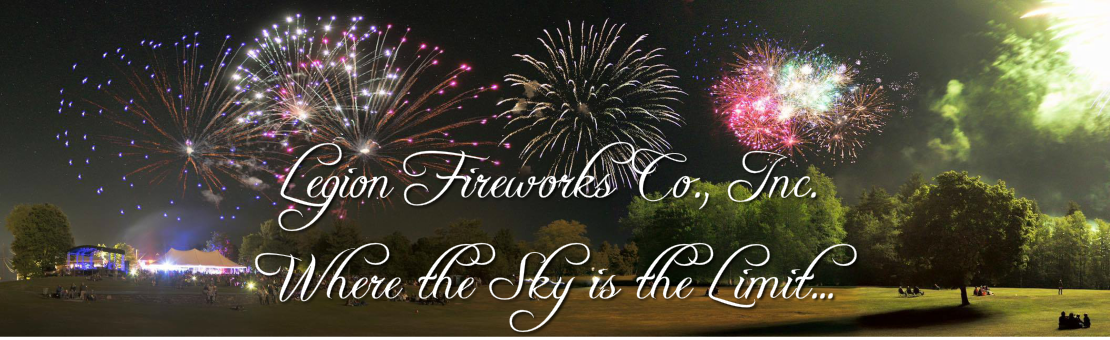 Legion Fireworks Co., Inc.